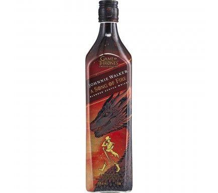 Whisky Johnnie Walker Got Song Of Fire 70 Cl
