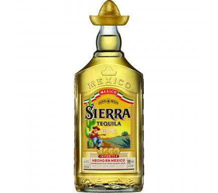 Tequila Sierra Reposado 70 Cl