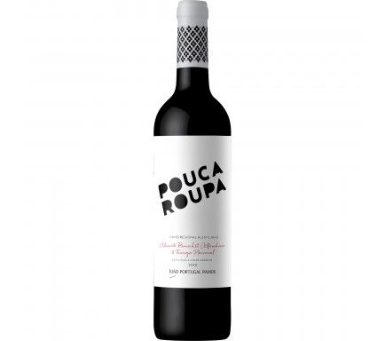 Red Wine Pouca Roupa 75 Cl
