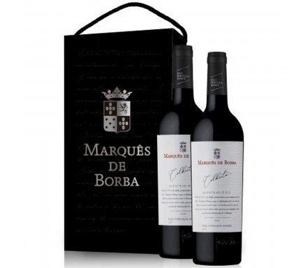 Vinho Tinto Marques De Borba 75 Cl