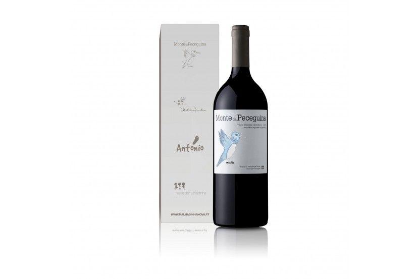 Red Wine Monte Da Peceguina 2016 1.5 L