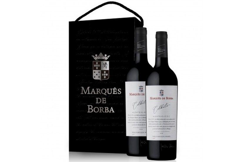 Red Wine Marques De Borba 75 Cl