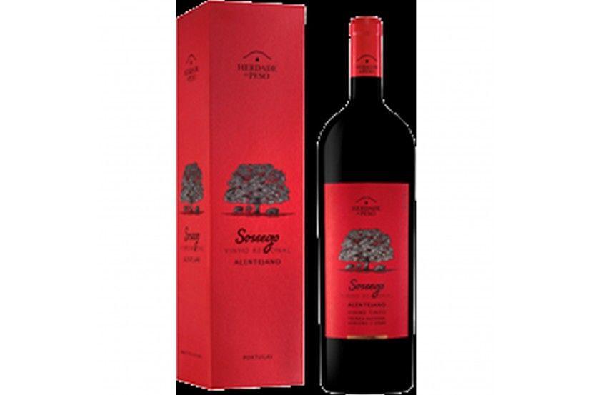 Vinho Tinto Sossego 1.5 L
