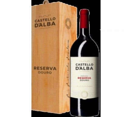 Vinho Tinto Douro Castello D'Alba Reserva 1.5 L