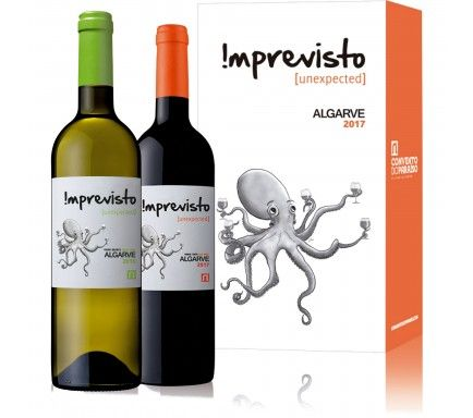 Pack Red Wine Imprevisto