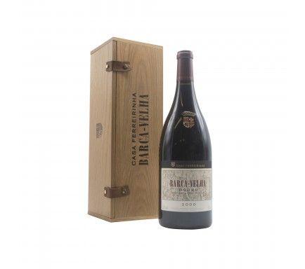 Red Wine Barca Velha 2000 1.5 L