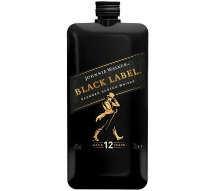 Whisky Johnnie Walker Black 20 Cl