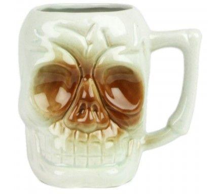 Tiki Dead Skull