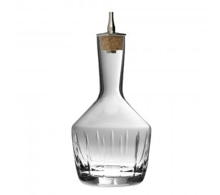 Garrafa Art Deco/Vertical Cut 200Ml