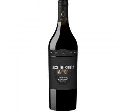 Red Wine Jose Sousa Mayor 75 Cl