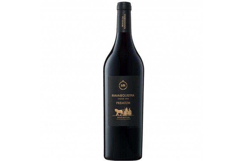 Red Wine Monte Ravasqueira Mr Premium 75 Cl