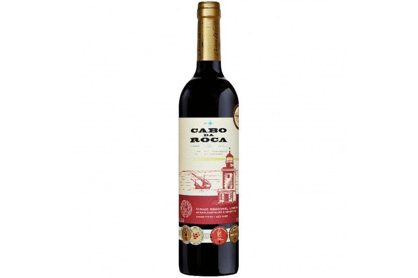 Red Wine Cape Roca Lisboa 75 Cl