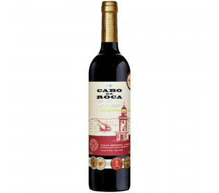 Red Wine Cape Roca Lisboa 75 Cl