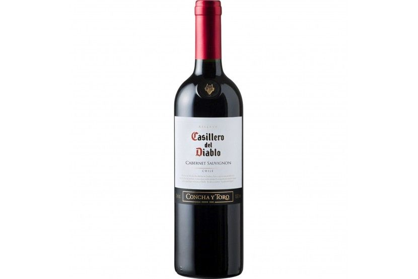 Red Wine Casillero Cabesauv. 75 Cl