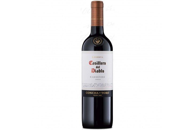 Vinho Tinto Casillero Carmenere 75 Cl