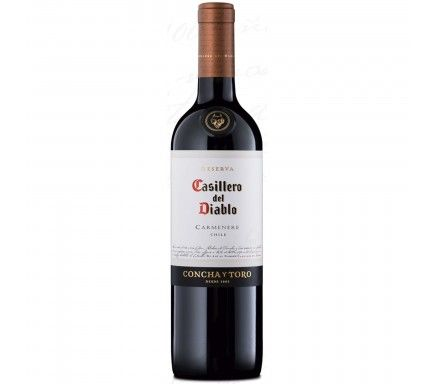 Red Wine Casillero Carmenere 75 Cl