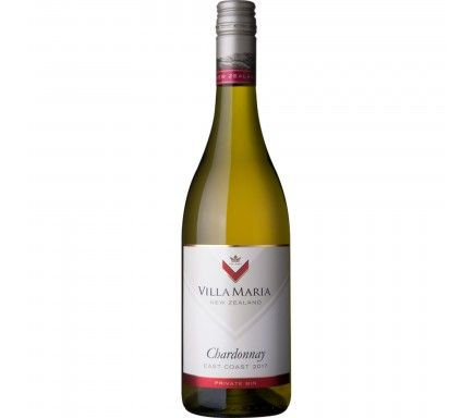 White Wine Villa Maria Private Bin East Cost Chardonnay 75 Cl