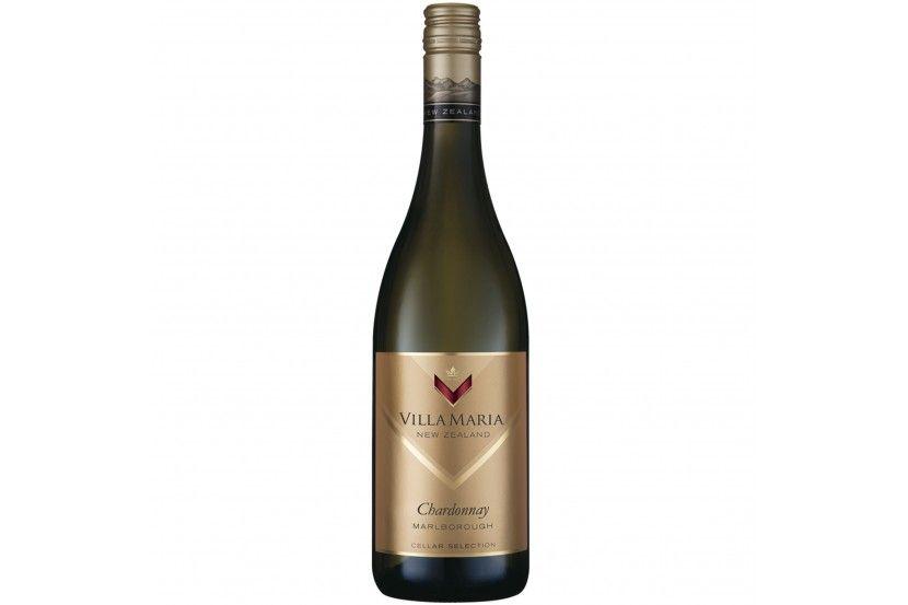White Wine Villa Maria Cellar Selection Chardonnay 75 Cl