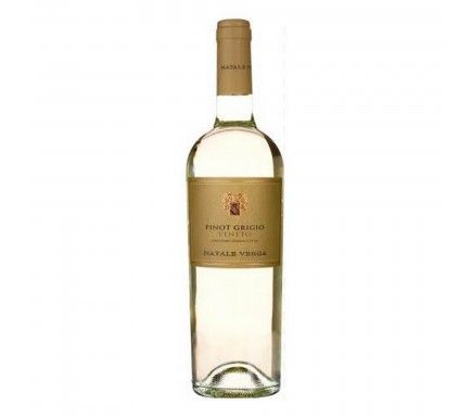 White Wine Verga Pinot Grigio 75 Cl