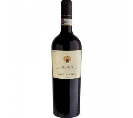 Red Wine Verga Chianti Doc 75 Cl