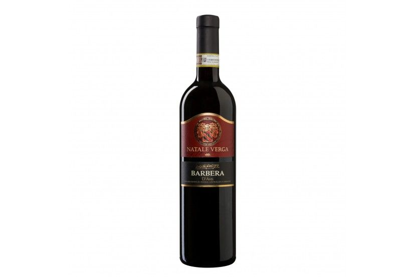 Red Wine Barbera D'Asti 75 Cl