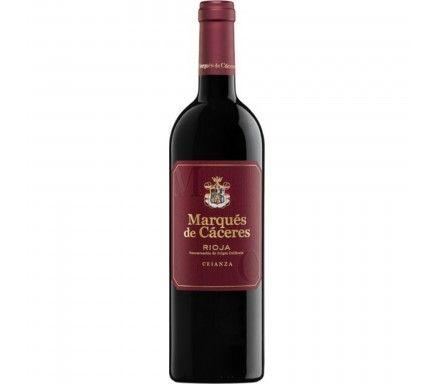 Vinho Tinto Marques De Caceres Crianza 75 Cl