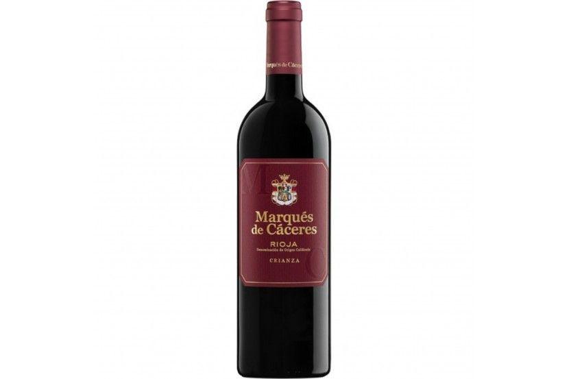 Red Wine Marques De Caceres Crianza 75 Cl