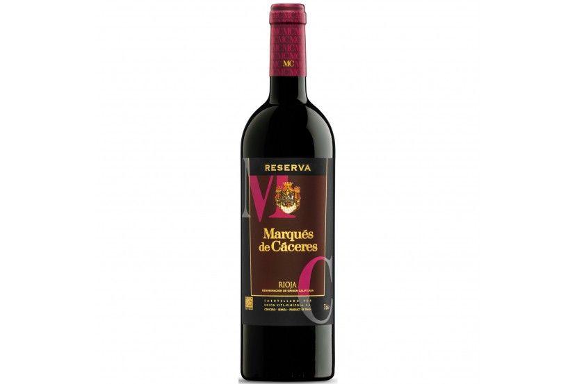 Vinho Tinto Marques De Caceres Reserva 75 Cl