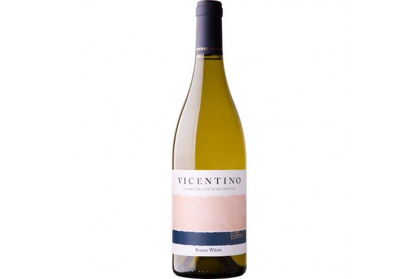Vinho Branco  Vicentino 75 Cl