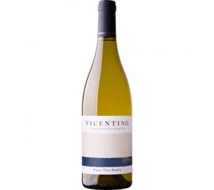 Vinho Branco  Vicentino Reserva 75 Cl