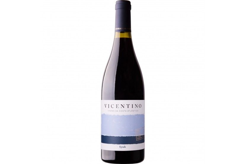 Vinho Tinto Vicentino Syrah 75 Cl
