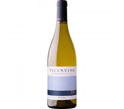 Vinho Branco Vicentino Alvarinho 75 Cl