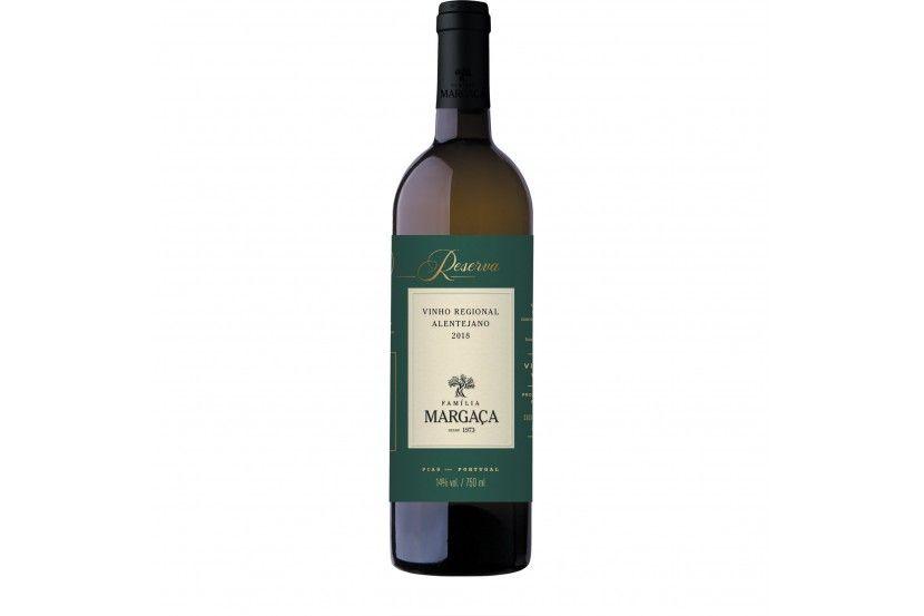 Vinho Branco Familia Margaça Reserva 75 Cl