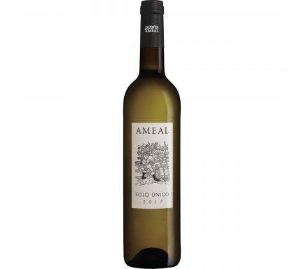 Vinho Verde Ameal Solo Unico 75 Cl