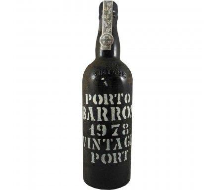 Porto Barros 1978 Vintage 75 Cl