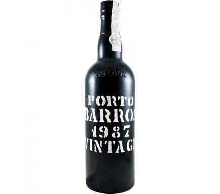 Porto Barros 1987 Vintage 75 Cl