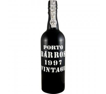Porto Barros 1997 Vintage 75 Cl