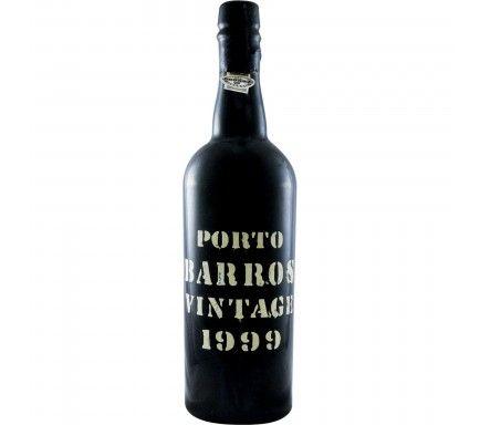 Porto Barros 1999 Vintage 75 Cl