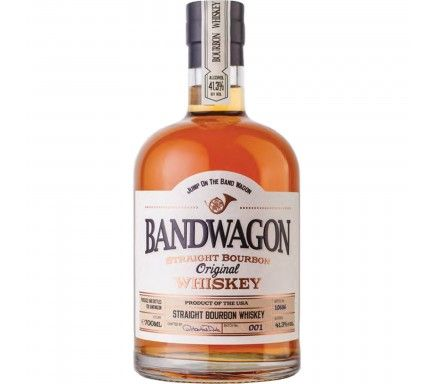 Whisky Bourbon Bandwagon 70 Cl