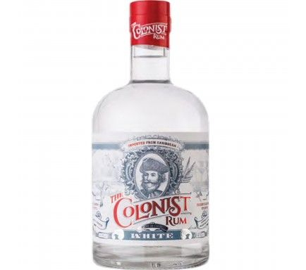 Rum The Colonist White 70 Cl