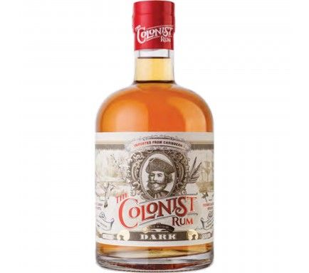 Rum The Colonist Dark 70 Cl