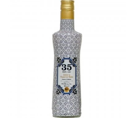 Licor 35 Pastel Nata 50 Cl