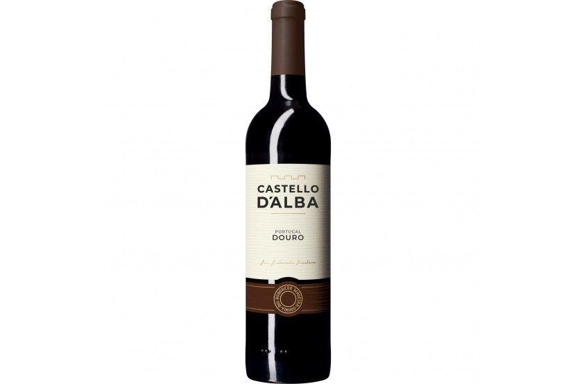 Red Wine Douro Castello D'Alba 75 Cl