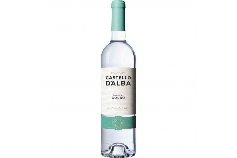 White Wine Douro Castello D'Alba 75 Cl