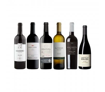 Pack Douro Wine Selection