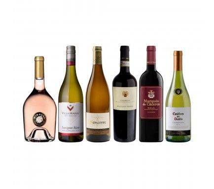 Pack Vinho Do Mundo