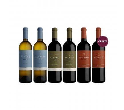 Pack Vinho Altano I