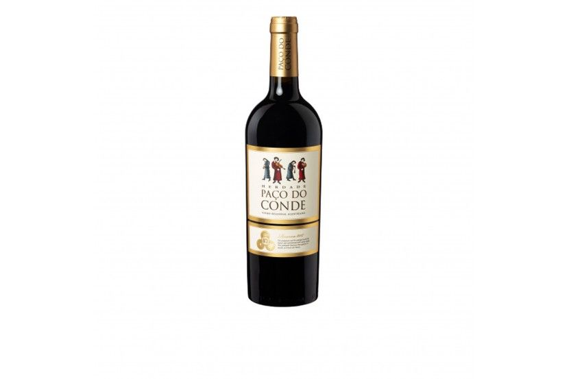 Red Wine Paço Do Conde Reserve 75 Cl
