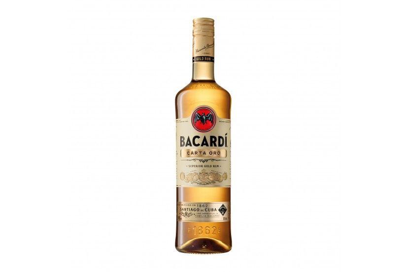 Rum Bacardi Oro 70 Cl