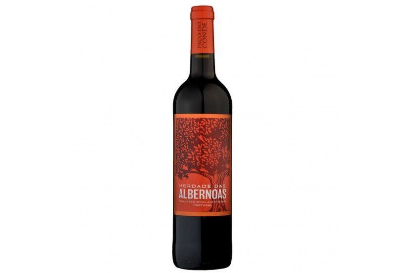 Vinho Tinto Albernoas 75 Cl